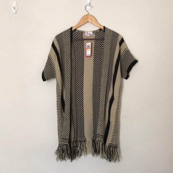 Sweaters - OhMG NEW Stripes Patterns Cardigan